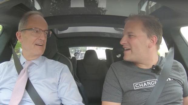 """Gisbert Rühl bei Changerider: """"Digitalisierung groß denken, aber klein anfangen"""""""
