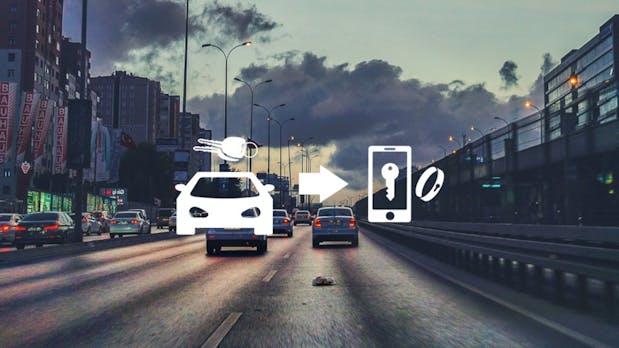 """Das iPhone als Autoschlüssel: Standard für """"Digital Key"""" verabschiedet"""