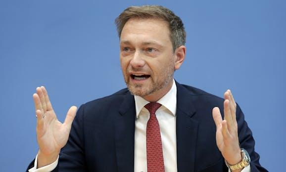 FDP-Chef Christian Lindner fordert CERN für künstliche Intelligenz in Europa