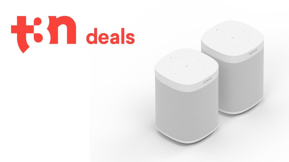 t3n Deal des Tages: Zweimal Sonos One im Bundle insgesamt 60 Euro günstiger!