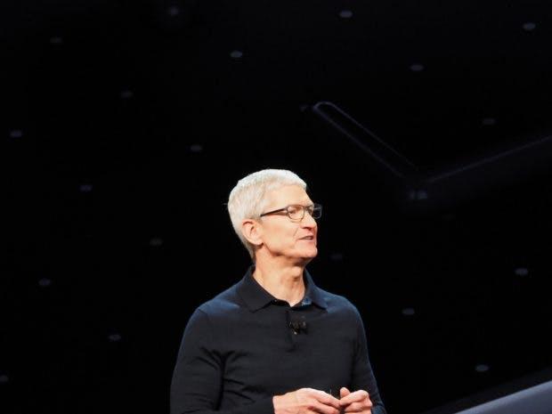 Auf der WWDC 2018 ging es in der Keynote von Apple-CEO ausschließlich um Software. (Foto: t3n)