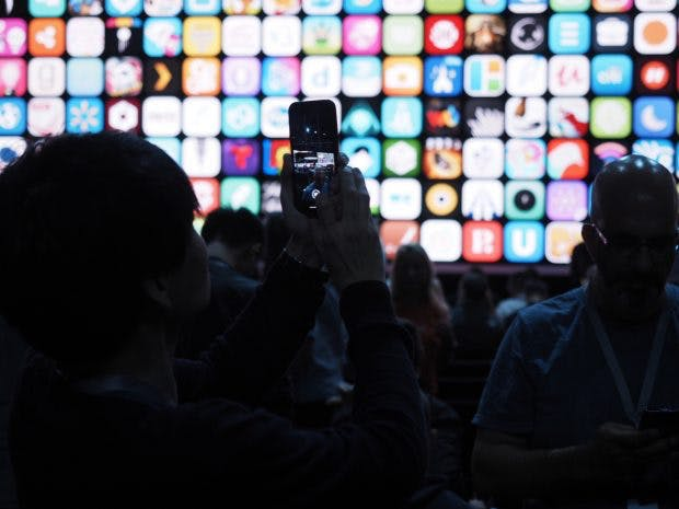 Die Keynote der WWDC dürfte zu dem bestbesuchten Veranstaltungen der Branche zählen. (Foto: t3n)