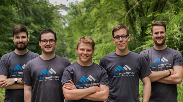 Diese Studenten wollen Millionen in Tech-Startups stecken