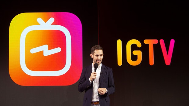 Youtube-Konkurrenz? Instagram launcht Video-Plattform IGTV