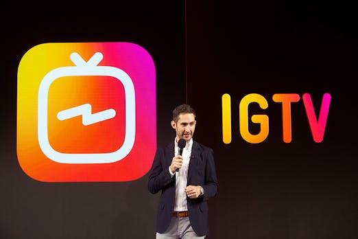 Youtube-Konkurrenz? Instagram launcht Video-Plattform IGTV