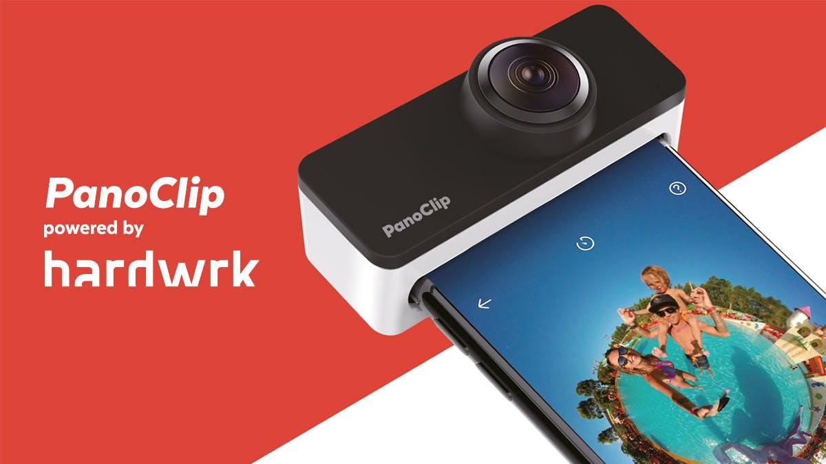 Einfaches Handling und günstig: PanoClip als Einstieg in die 360-Grad-Fotografie