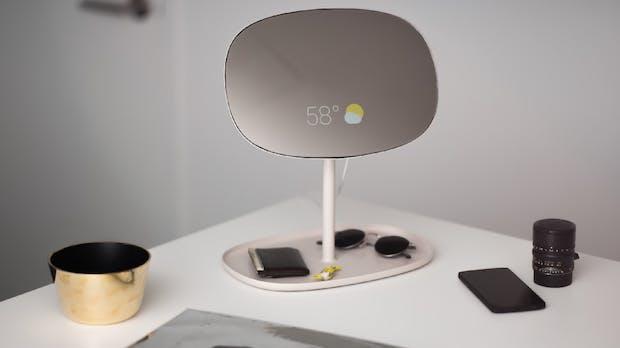 Smart Mirror: Den DIY-Spiegel eines Ex-Googlers gibt es jetzt in Klein