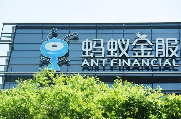 Alibabas Antfinancial ist einer der Hauptlieferanten für Chinas zukünftiges Unterdrückungssystem. (Foto: Dpa)