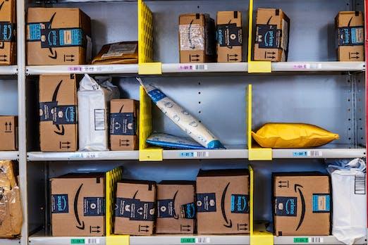 """Amazon startet Produkt-Launch-Rakete """"Born to run"""""""