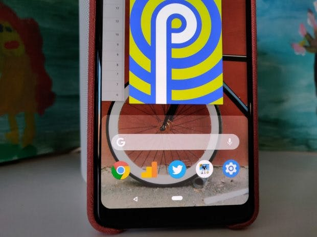 Der Android-Launcher mit seinen neuen Gesten wurde weiter optimiert. (Foto: t3n.de)