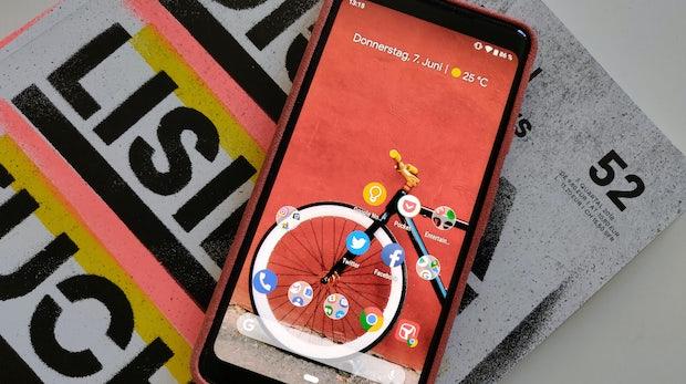 Android 9.0 Pie: Diese Smartphones erhalten das Update