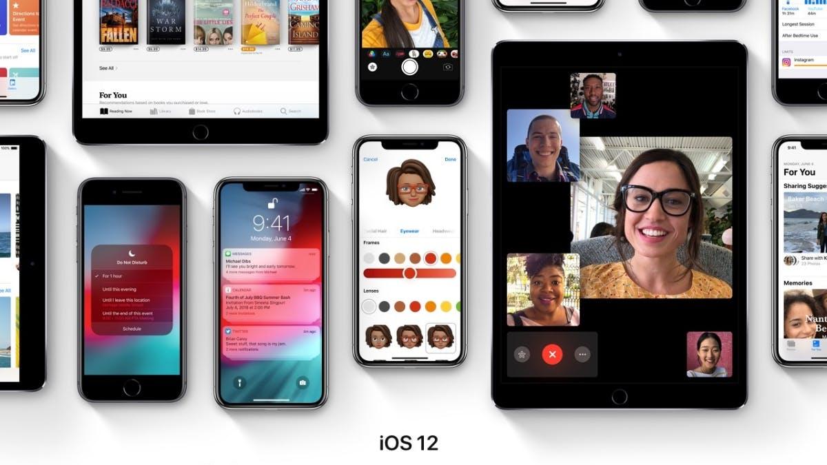 iOS 12: Öffentliche Beta ist jetzt verfügbar