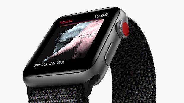 Apple Watch Series 4: Neue Smartwatch soll ohne mechanische Buttons auskommen
