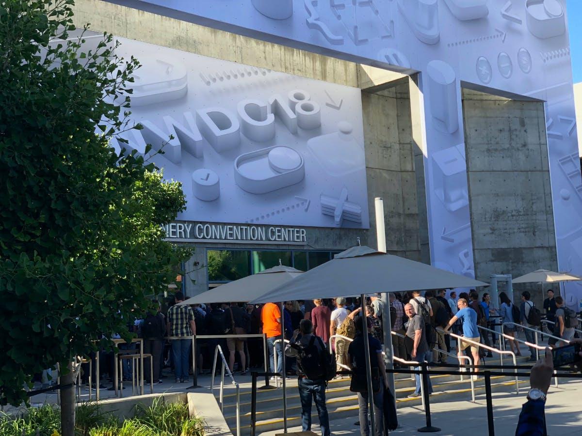 Apple-Event zur WWDC 2018: So verfolgt ihr die Keynote im Livestream oder per -Ticker