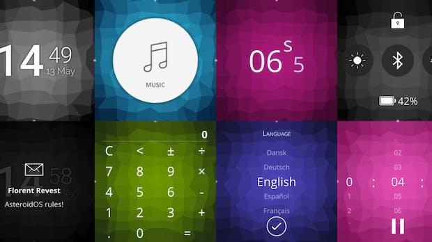 AsteroidOS: Das bietet die Open-Source-Alternative für Android-Smartwatches