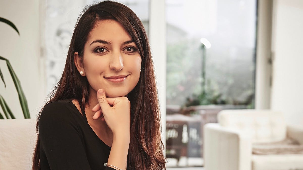 Das neue Startup von Aya Jaff sagt Unternehmensberatern den Kampf an