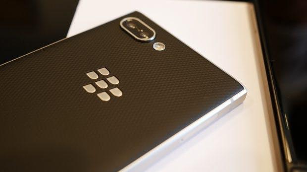 Das Blackberry Key2. (Foto: t3n.de)