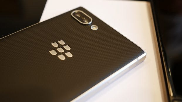 Das Blackberry Key2. (Foto: t3n.de)
