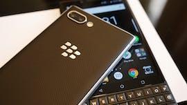 Blackberry Key2 von hinten. (Foto: t3n.de)
