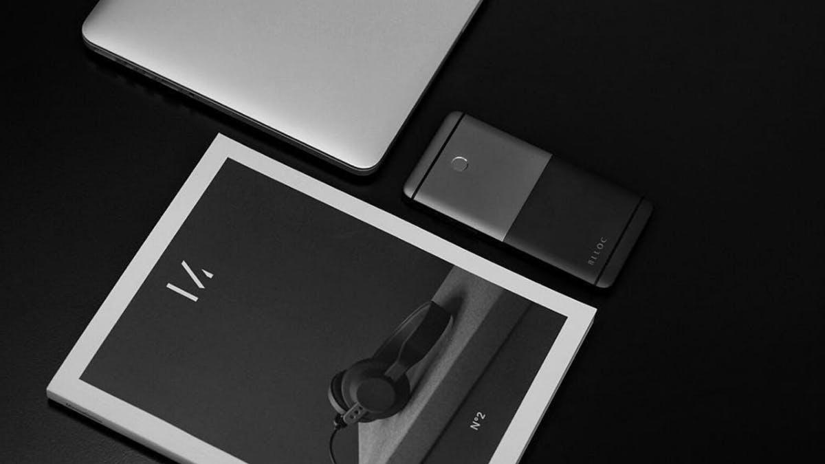 Ein Prototyp des Blloc-Smartphones. (Bild: Blloc)