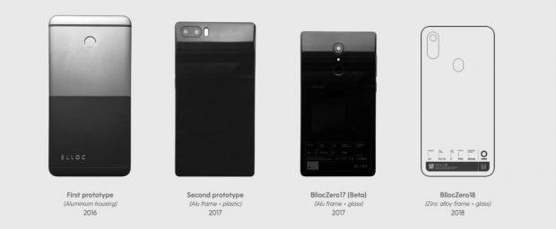 Das finale Design des Bloc-Phones soll im Herbst in den Handel kommen. (Bild Blloc)