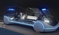 Tesla soll an E-Van für 12 Personen arbeiten
