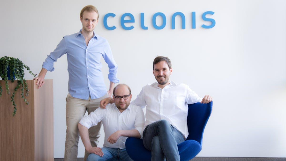 Celonis steigt nach 50-Millionen-Runde zum Einhorn auf