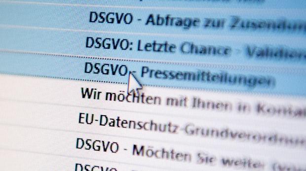 """Eine Woche DSGVO: """"Und die Welt steht noch"""""""