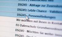 """Ein Jahr DSGVO: """"Spektakulär war ein Bußgeld gegen Google"""""""