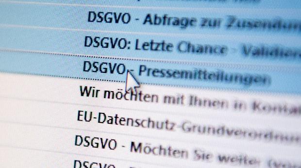 Wirtschaft fordert Lockerungen bei DSGVO wegen Corona