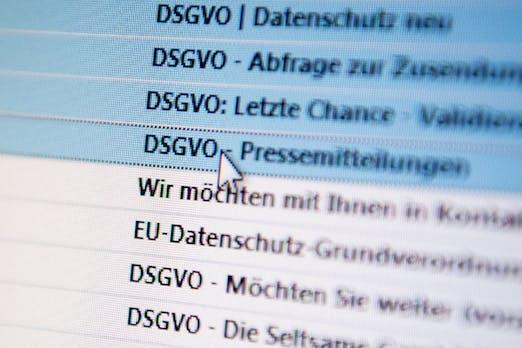 Ein Monat DSGVO: Datenschutz-Behörden versinken in Anfragen