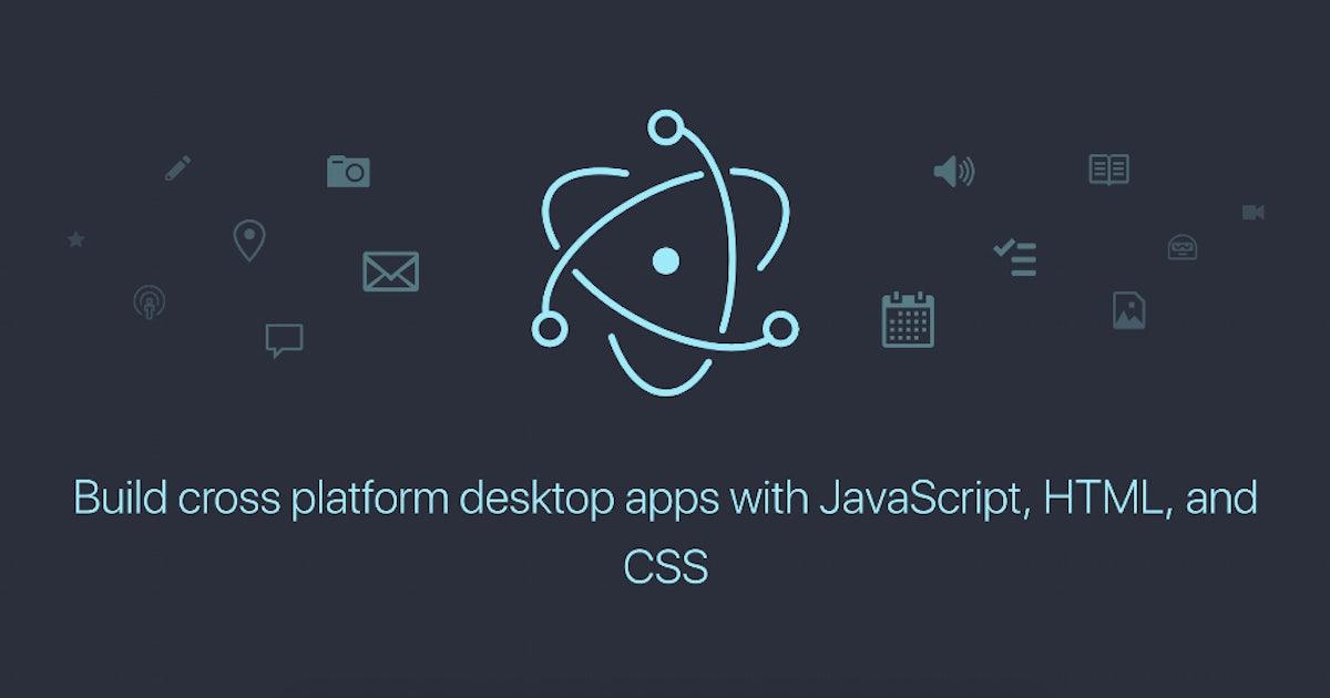 Mit Electron wird Javascript zur Wunderwaffe für Desktop-Apps   t3n ...