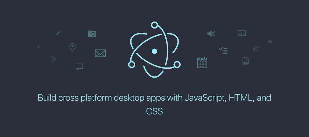 Desktop-Apps mit dem Electron-Framework. (Screenshot: Electron/t3n.de)