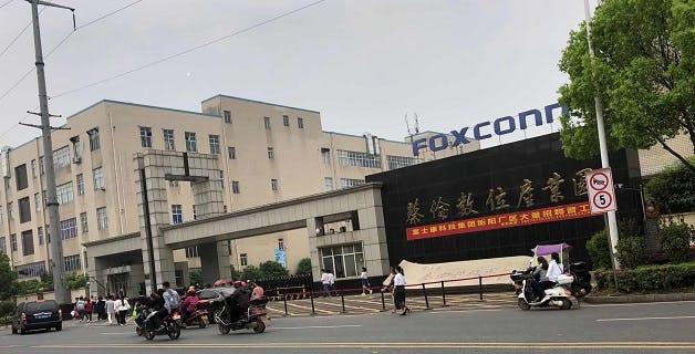Foxconn: Amazon-Zulieferer wegen schlechter Arbeitsbedingungen in der Kritik