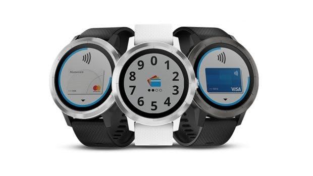 Zwei Wearable-Modelle unterstützen aktuell Garmin Pay. (Bild: Garmin)