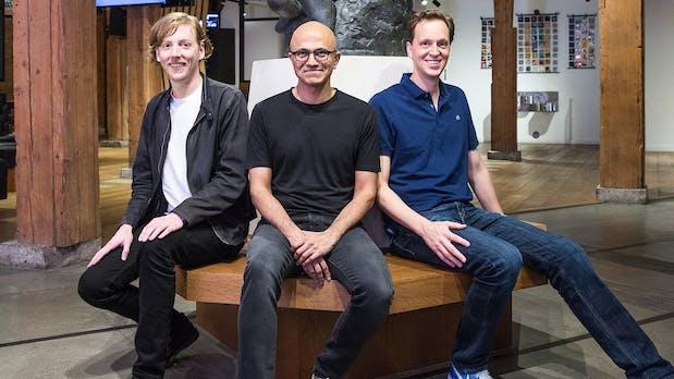 GitHub über die Zukunft: Microsoft muss sich der Community verpflichten