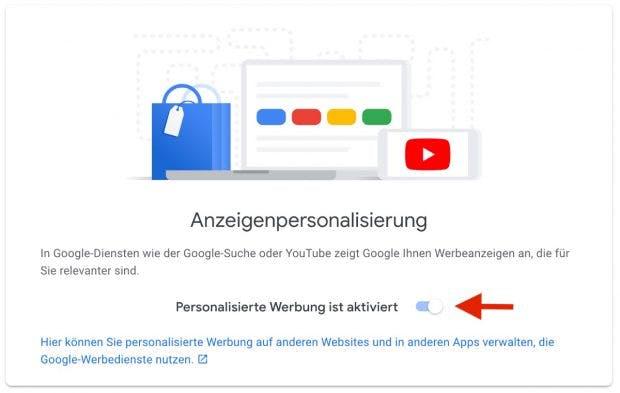 Google Aktualisiert Ad Settings So Passt Ihr Die Personalisierungen An