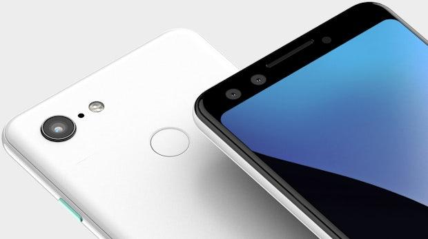Google-Event: Pixel 3 wird am 9. Oktober vorgestellt