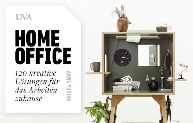 Bildband Homeoffice: 120 Kreative Lösungen Für Das Arbeiten Zu Hause