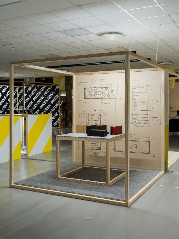 Die ersten Produkte der Ikea-Symfonisk-Serie sollen 2019 erscheinen. (Foto: Ikea)
