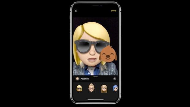 Memoji: Macht euch selbst zum Avatar mit iOS 12. (Screenshot: t3n.de)