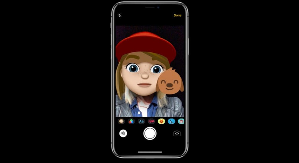 Memoji in iOS 12. (Screenshot: t3n.de)