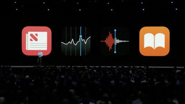 iOS 12: Zahlreiche Apps werden aktualisiert. (Screenshot: t3n.de)