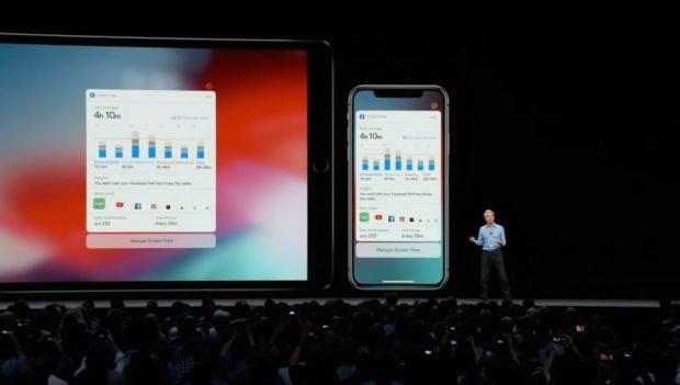 iOS 12: Screentime. (Screenshot: t3n.de)