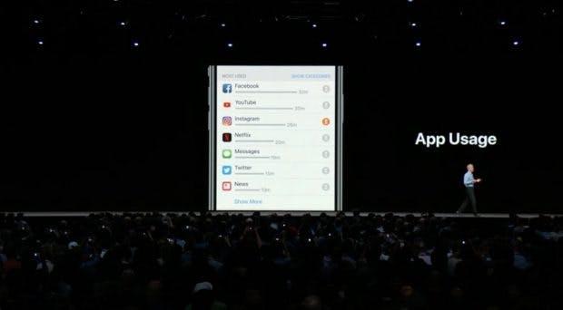 Mit Screenstime sollt ihr mehr Kontrolle über eure Smartphone-Nutzung bekommen -und auch über die eurer Kinder. (Screenshot: t3n.de)
