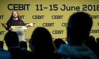 Cebit-Keynote: Jaron Lanier fordert Abkehr vom werbefinanzierten Internet
