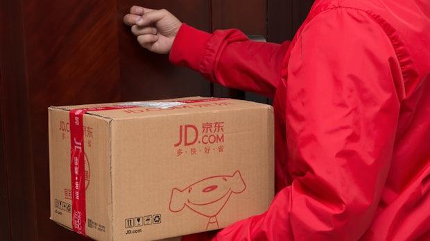 Google investiert eine halbe Milliarde Dollar in Chinas zweitgrößten E-Commerce-Anbieter
