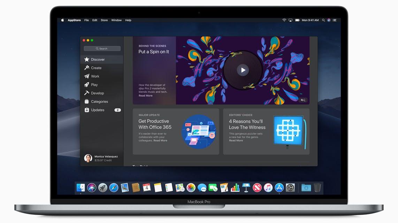 macOS Mojave: Apple erleichtert den Umstieg von Windows