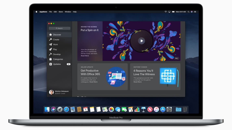 Apple: Künftig sollen auch Apps außerhalb des Mac-App-Stores überprüft werden