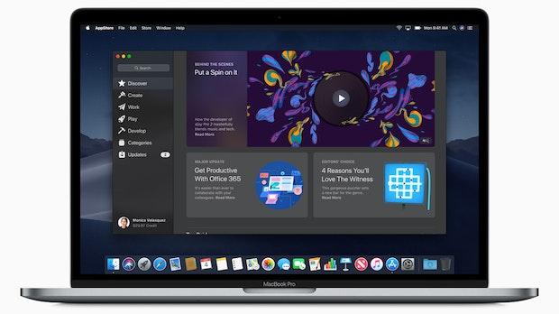 Apple stellt macOS Mojave vor: Das sind die Highlights